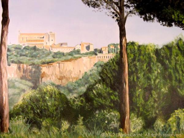 Road to Orvieto