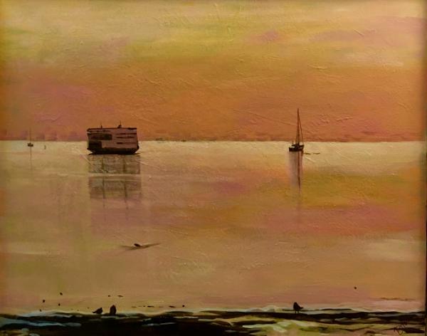 Sunrise Port Townsend